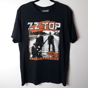Other - ZZ Top Graphic Band T-Shirt The Tonnage Tour